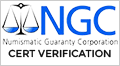 NGC Certificate Verification